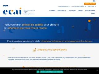 Détails : Cabinet ECAI : expert en comptabilité de l'audiovisuel