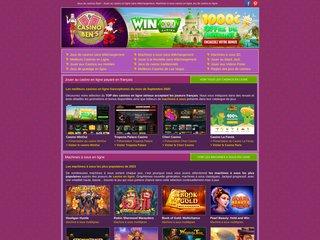 Détails : CasinoBens : Guide meilleurs casinos en ligne