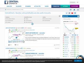 Détails : Central Charts