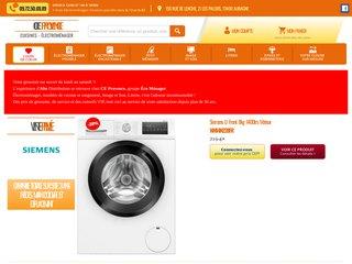 Détails : CE Provence électroménager discount
