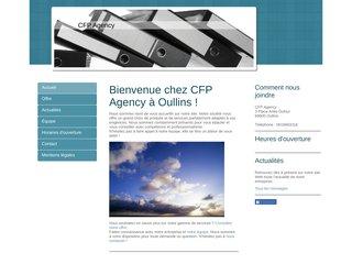 Détails : CFP Agency Courtier