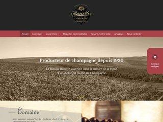Détails : Vente en ligne de champagne