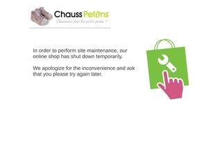 Détails : Chaussures bébé
