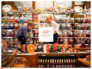 Détails : Chocolaterie Servant