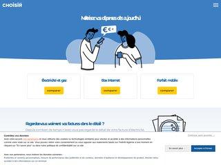 Détails : Choisir sa banque en ligne