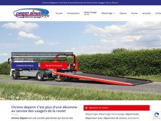 Détails : Chrono depann dépannage auto