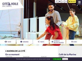Détails : Cité de la Voile Éric Tabarly