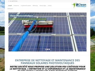 Détails : SAV panneaux photovoltaïques