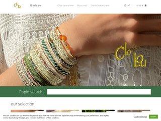 Détails : Clo&lou : Création de bijoux fantaisie