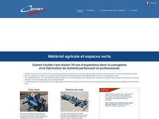 Détails : Constructeur matériel agricole et espace vert