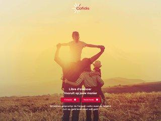 Détails : Cofidis - Solutions de financement et services financiers en ligne