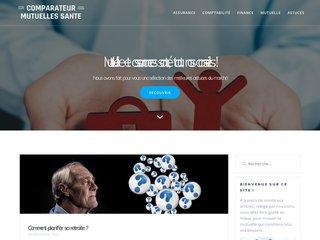 Détails : Comparateur mutuelle santé - comparatif mutuelle