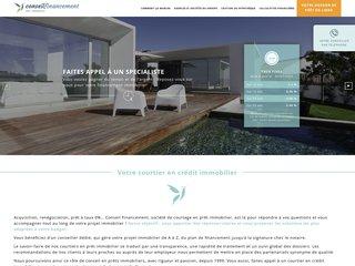 Détails : Conseil Financement : courtier en prêt immobilier à Paris et Nice
