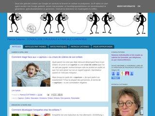 Détails : Conseillere Conjugale et Familiale Grenoble Patricia Cattaneo