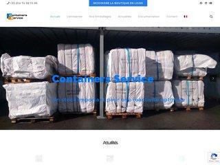 Détails : Cuve pour Stockage