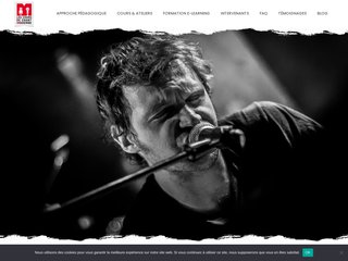 Détails : Les Cours de Chant Moderne à Paris