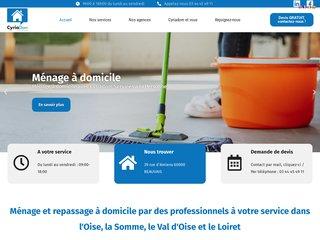Détails : Cyriadom : Service à la personne