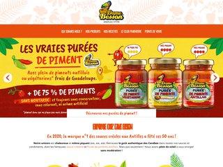 Sauce piquante - www.damebesson.com