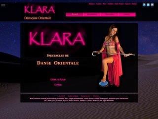 Détails : Klara Danseuse Orientale Côte d'Azur
