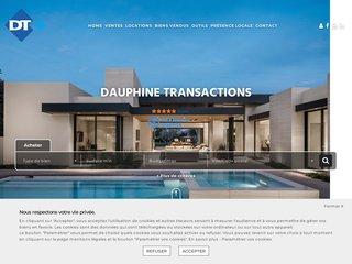 Agence immobilière Dauphine Transactions sur Heyrieux