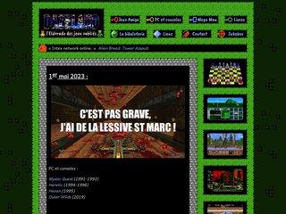 Détails : Vieux jeux Psygnosis sur Amiga