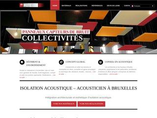Détails : Isolation acoustique