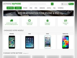 Détails : Réparation iPhone 4 et iPhone 3GS