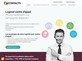 Détails : Solution call center et ipbx