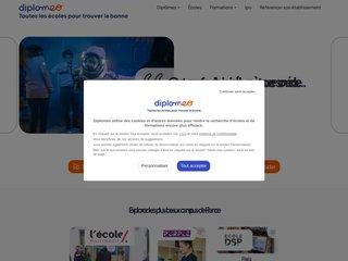 Détails : Diplomeo : Service d'orientation gratuit de l'enseignement supérieur français