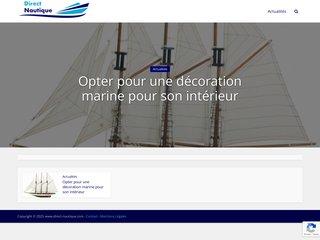 Détails : Toilette marine
