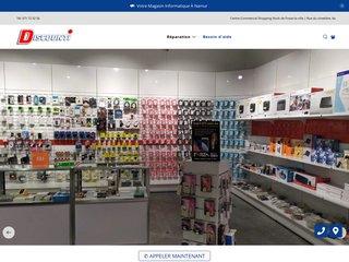 Détails : Discounti : Boutique discount informatique