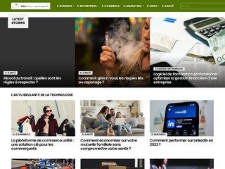 Blog sur le business omnicanal et l'éditique