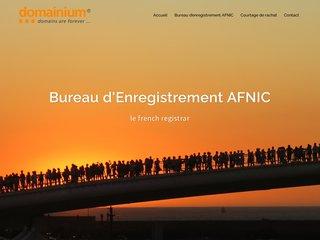 Détails : Catalogue Domainium.fr