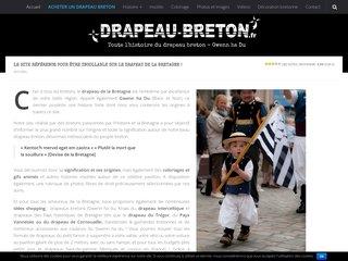 Détails : Drapeau de la Bretagne