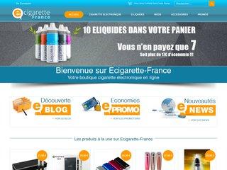 Détails : Boutique Ecigarette-france.fr