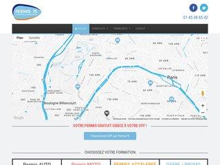 Détails : Auto-école paris