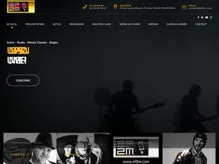 Détails : EF2M: une école musicale au franc succès