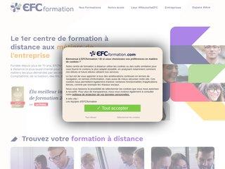 Détails : Formation comptabilité à distance avec l'EFC