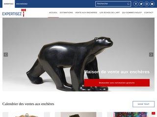1er site d'expertise d'art français