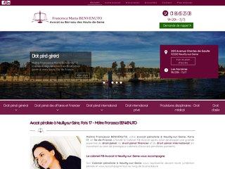 Avocat droit pénal des affaires Paris, Boulogne-Billancourt