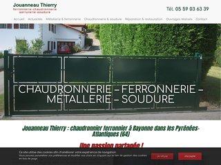 Détails : Ferronnerie Jouanneau