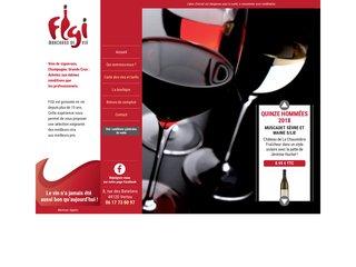Vente de vins d'Alsace