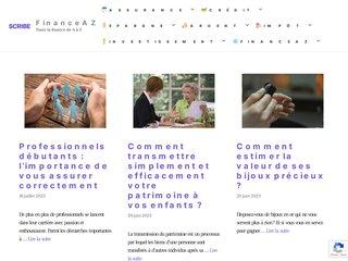 Détails : Portail Finance AZ