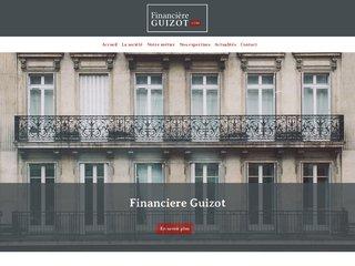 Détails : Financière Guizot