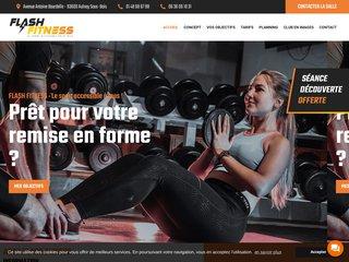 Détails : Club et salle de fitness Aulnay sous bois  Goussainville