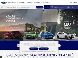 Détails : Ford Sica