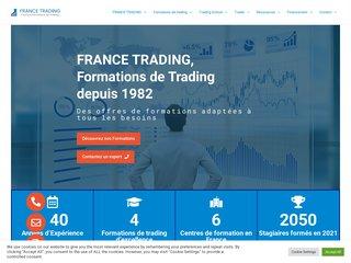 Détails : Devenir Trader avec CapTrading Formation