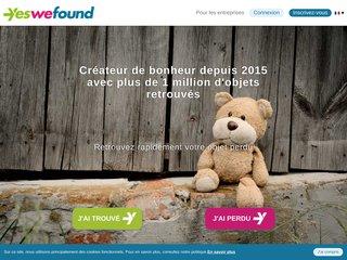 Détails : France Objets Trouvés