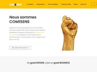 Web agency lyon Com1sens