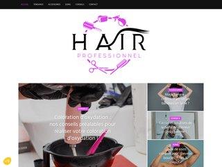 Détails : Materiel de coiffure professionnel